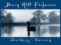 Bury Hill Fisheries | Fishery report 1st July 2011