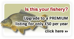 Cuttle Mill Carp Fishery at UK Fisherman