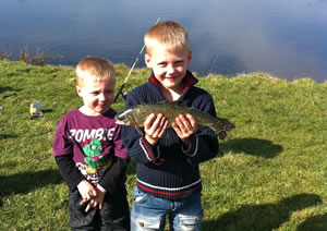 Witton Castle Lakes | fishery and catch report w/e 25th March 2012