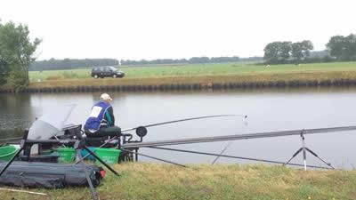 Angling Trust is looking for talented coarse anglers