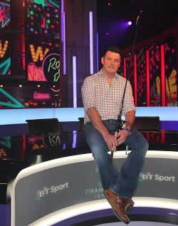 Angling is back on telly as Trust's Rob Hughes announces mega TV deal with BT Sport