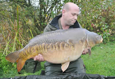 Bury Hill Fisheries fishing news