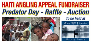 Haiti angling appeal fundraiser