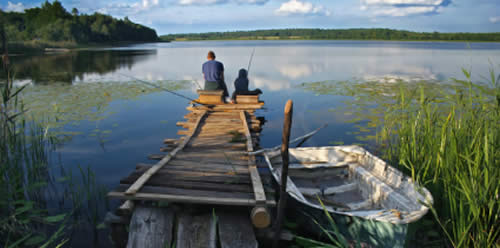Fishing Holidays - find a fishing holiday in the UK